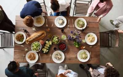 The Power of Family Meals